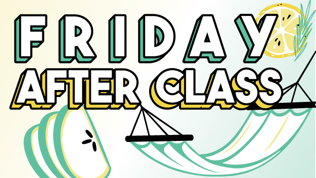 Friday After Class Graphic