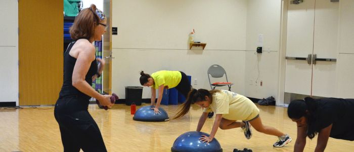 Group X Fitness Classes