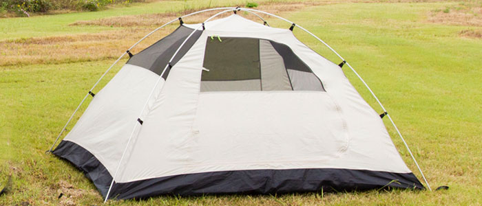 Photo of a 2 person tent
