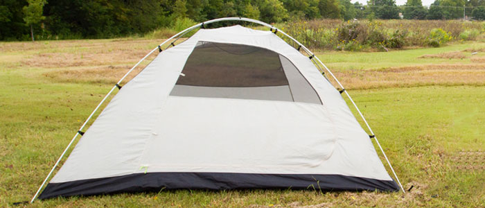 Photo of a 4 person tent